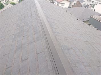築32年のスレート屋根