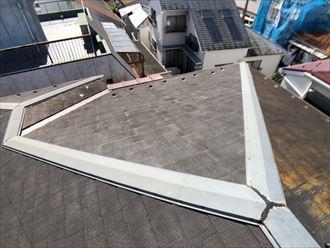無傷の屋根