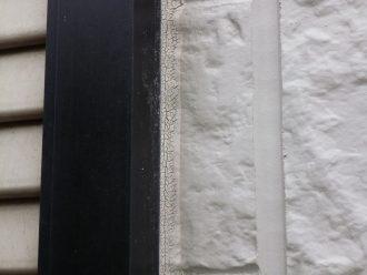 窓枠のシーリングの劣化