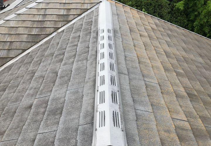 町田市中町のスレート屋根は塗装とカバー工法の2プランをご提案します
