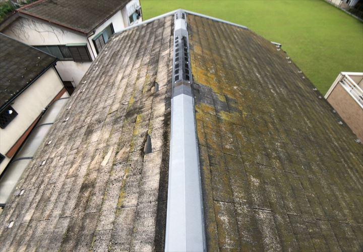 西東京市谷戸町で調査したスレート屋根は火災保険を利用して修理のご提案をします