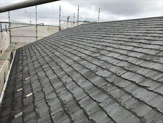 お手入れが必要なパミールの屋根材