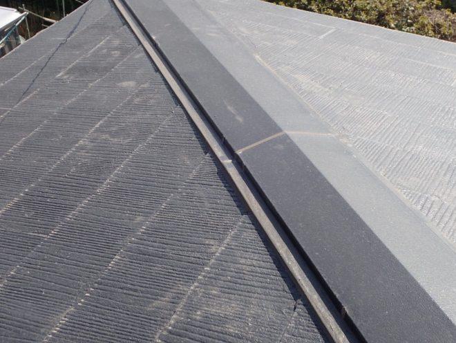 スレート屋根雨漏り点検