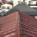 台風15号・台風19号によって被害を受けた江戸川区の住宅 施工前