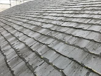 パミール屋根のお傷みの症状