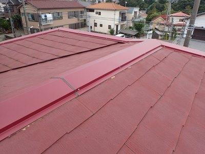 台風15号・台風19号によって被害を受けた三鷹市の住宅 完工写真