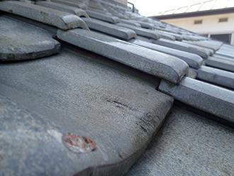 瓦は耐久性が高いが点検や屋根のメンテナンスは必要