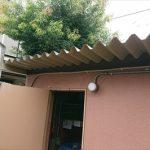 折板屋根カバー