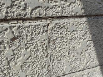 外壁シーリングの傷み