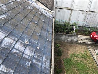 アスベストを含んでいる屋根