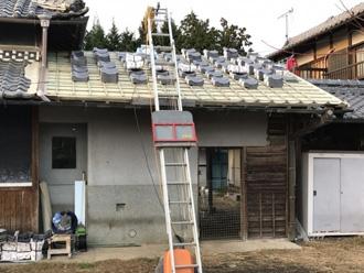 瓦のガイドライン工法