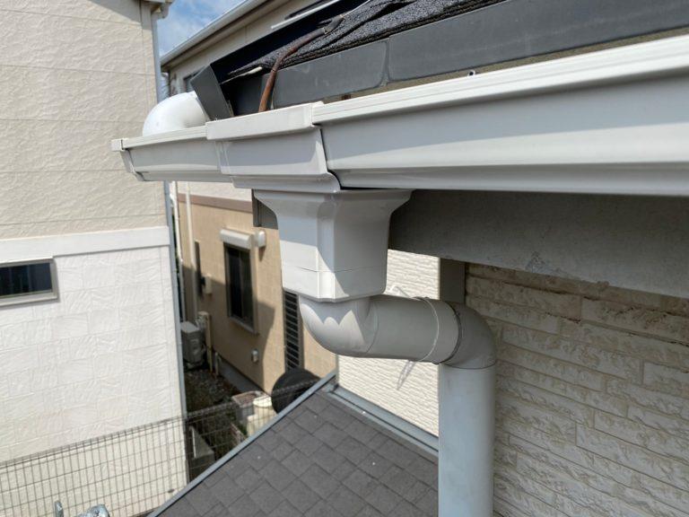 台風15号・台風19号によって被害を受けた葛飾区の住宅 完工写真