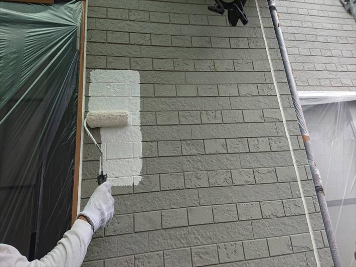 パーフェクトトップで外壁塗装