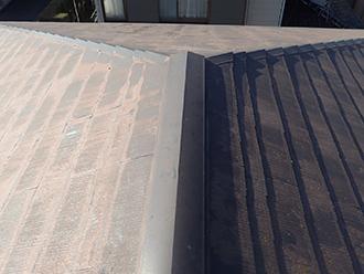 港区東麻布で屋根のスレートが落下、築30年でそろそろ屋根リフォーム時期?