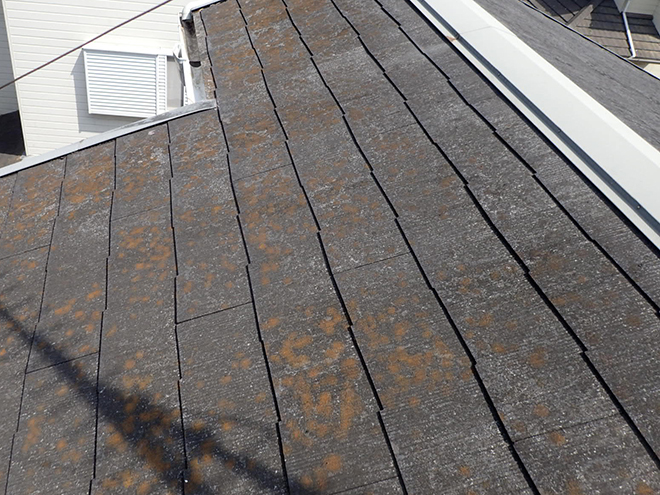 屋根塗装をご検討のお宅
