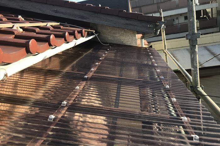 台風15号・台風19号によって被害を受けた江戸川区の住宅 完工写真