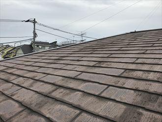 スレート屋根の劣化症状