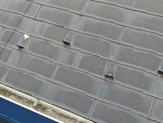 屋根の劣化写真
