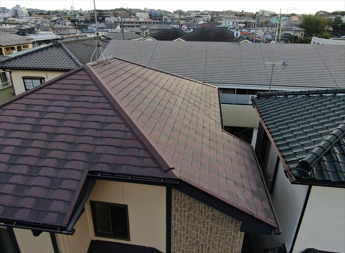 スレート屋根のメンテナンスは必要です