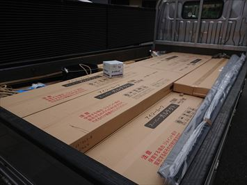 江戸川区松島のお宅にてスーパーガルテクトへの屋根葺き替え