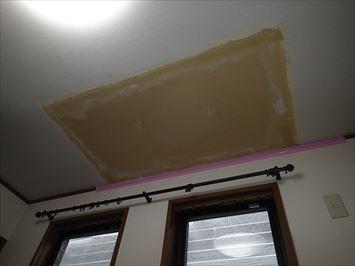 室内側天井作成