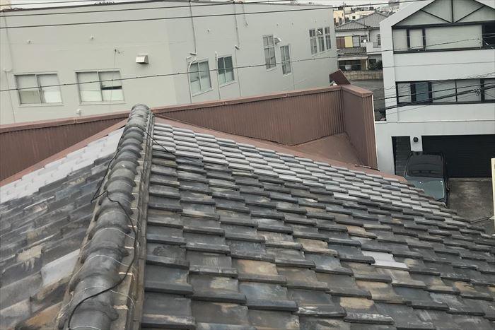 瓦屋根の劣化症状
