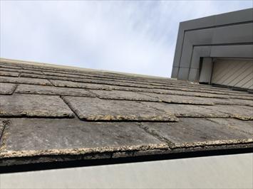アスベスト入り屋根材は丈夫に作られています
