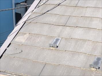 杉並区西荻南で屋根を点検、屋根材はコロニアルNEOでした