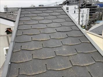 シンフォニーグランデの屋根