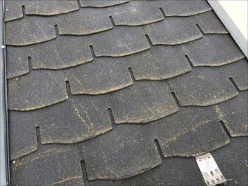 立川市曙町で松下電工製シンフォニーグランデの屋根を調査しました