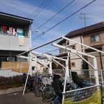 西東京市施行事例、施工前