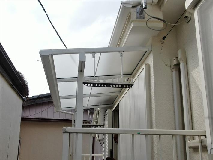 熱線遮断のパネルを使用しました