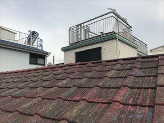 葺き替え工事が必要な屋根