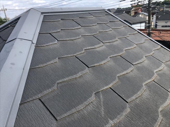 日野市栄町でおしゃれなセイバリーの屋根を点検しました
