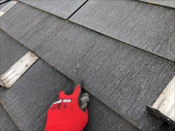 大田区南馬込でグリシェイドNEOの屋根を点検しました