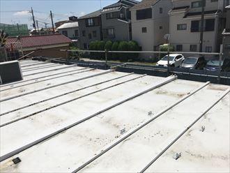 メンテナンスが必要な瓦棒屋根