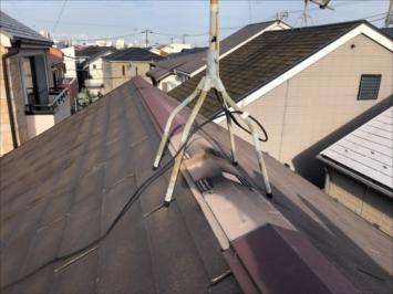 アレナ・ウーノの屋根