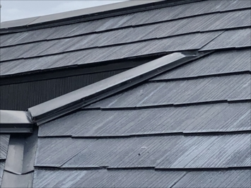 異常なしの屋根