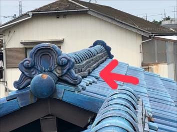 東久留米市八幡町で瓦屋根を点検、瓦屋根に合ったメンテナンスをオススメします