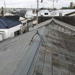 築30年を超えたスレート屋根