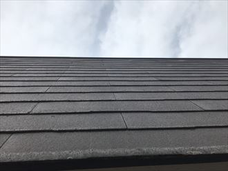 台東区橋場でスレート屋根の点検調査、メンテナンスの方法について